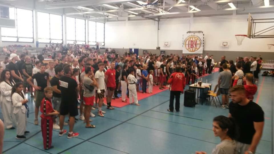 Impressionen von der Deutschen Meisterschaft am 7. Juli 2018 in Bielefeld