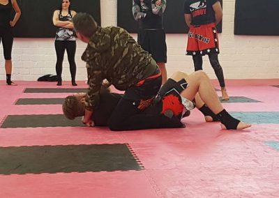 Grappling Seminar am 11 Maerz 2018 in der Kampfsportakademie Holtz (1)