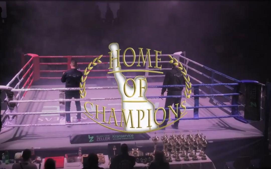 Videoimpressionen Home of Champions in Hamm am 8. Juni 2019