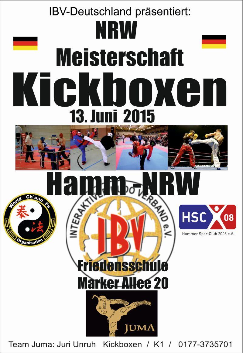 NRW Meisterschaft im Kickboxen 2015 Seite-1
