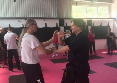 Selbstverteidigung mit dem Kubotan – Seminar in der Kampfsportakademie Holtz am 06.05 (1)