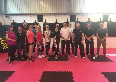 Selbstverteidigung mit dem Kubotan – Seminar in der Kampfsportakademie Holtz am 06.05 (11)