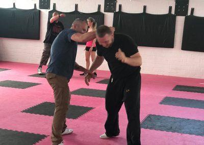 Selbstverteidigung mit dem Kubotan – Seminar in der Kampfsportakademie Holtz am 06.05 (12)