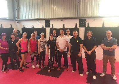 Selbstverteidigung mit dem Kubotan – Seminar in der Kampfsportakademie Holtz am 06.05 (13)