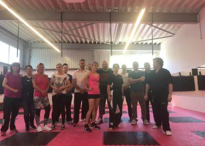 Selbstverteidigung mit dem Kubotan – Seminar in der Kampfsportakademie Holtz am 06.05 (2)