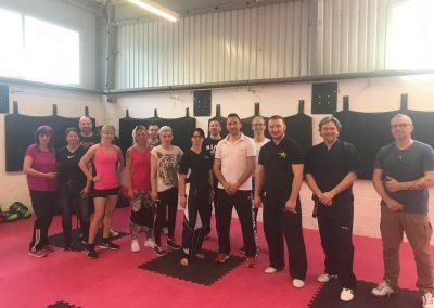 Selbstverteidigung mit dem Kubotan – Seminar in der Kampfsportakademie Holtz am 06.05 (9)
