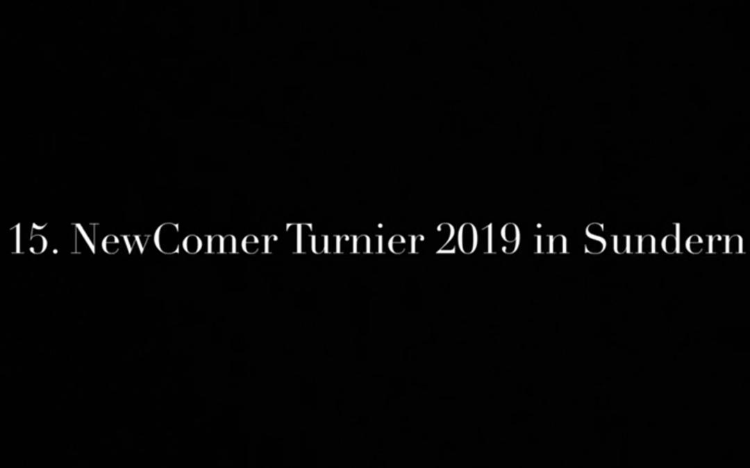 Videoimpressionen vom 15. Newcomer-Turnier in Sundern am 11. Mai 2019