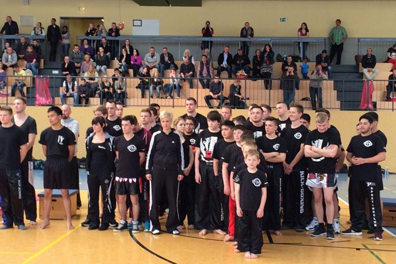 Newcomer Turnier in Sundern - 2015