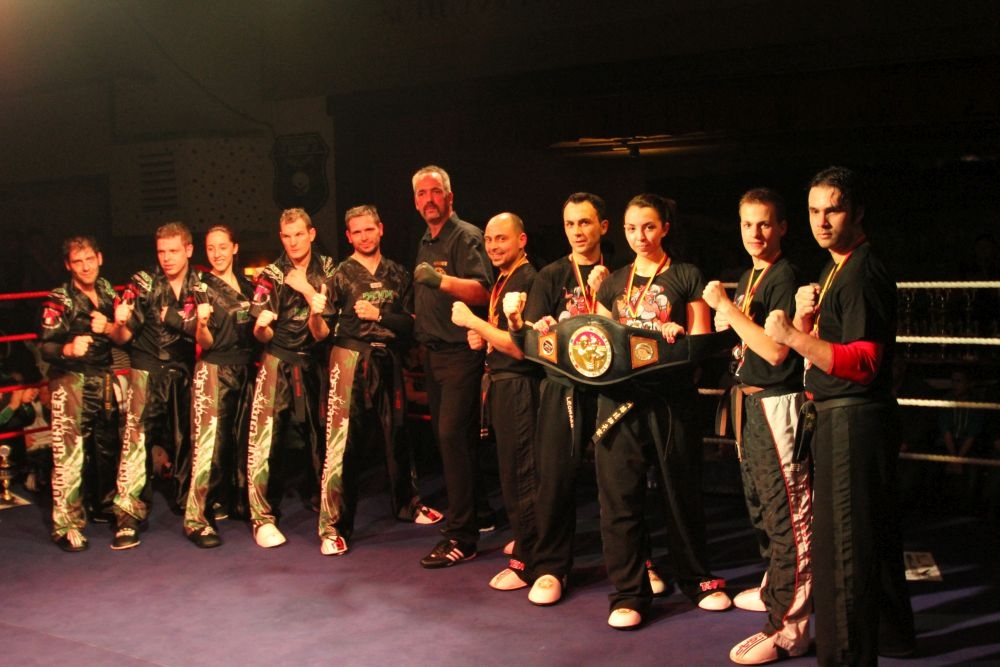 Night of the Champs in Gleidorf - 2014
