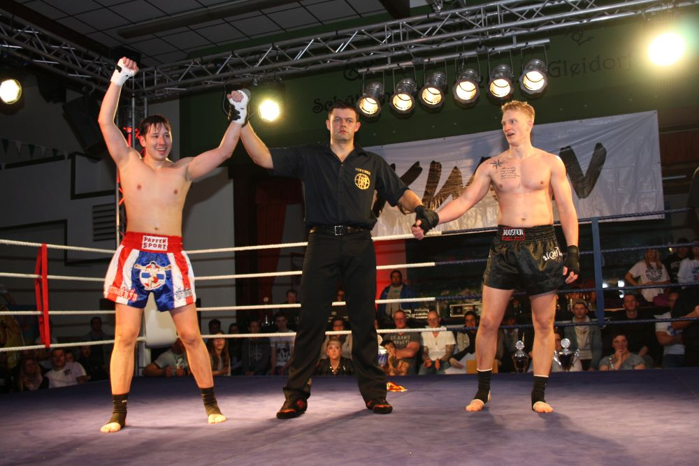 Night of the Champs in Gleidorf - 2015