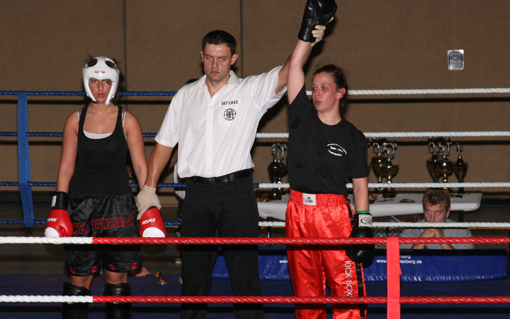 Night of the Champs in Hamm - 2010