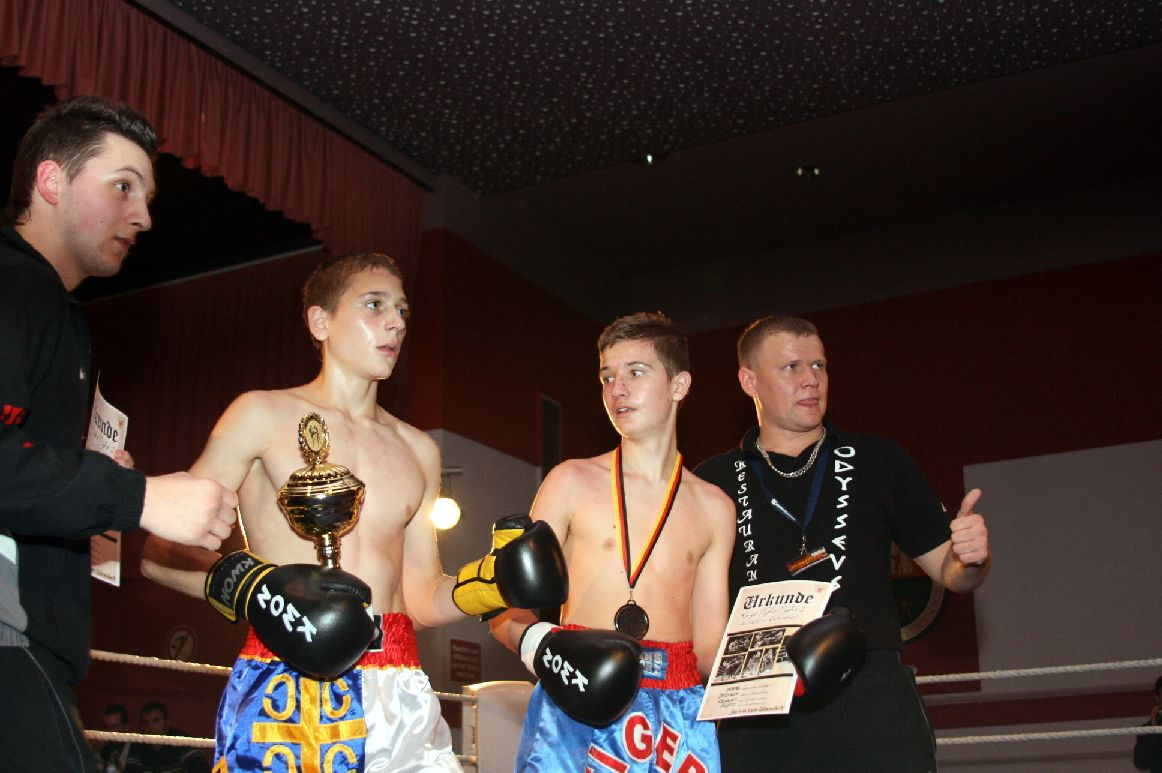 Night of the Champs in Lüdenscheid - 2010