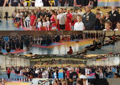 14. Newcomer Turnier im Kickboxen am 9. Juni 2018 in Sundern