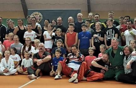 Impressionen vom Day of Masters am 21. September 2019 in Gelsenkirchen