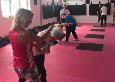 Selbstverteidigung mit dem Kubotan – Seminar in der Kampfsportakademie Holtz am 06.05 (10)