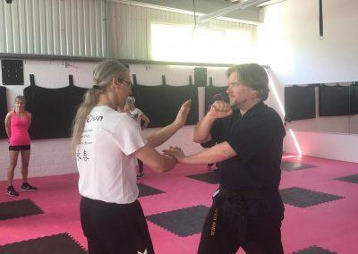 Selbstverteidigung mit dem Kubotan – Seminar in der Kampfsportakademie Holtz am 06.05 (3)