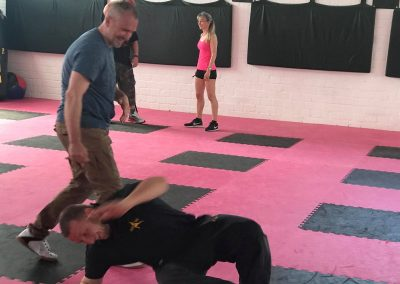 Selbstverteidigung mit dem Kubotan – Seminar in der Kampfsportakademie Holtz am 06.05 (7)