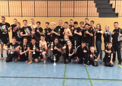 Newcomer Turnier Sundern – 2015